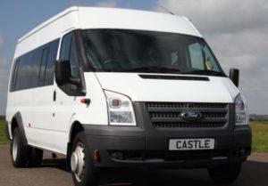 Light Weight Castle Minibus
