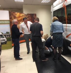 Minibus Compliance Course Safety Check