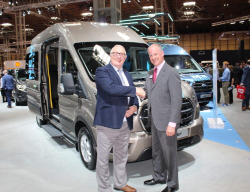 Brand new 2019 Ford 'Trend' Minibuses available from Castle Minibus