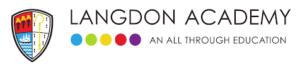 Langdon Academy school logo