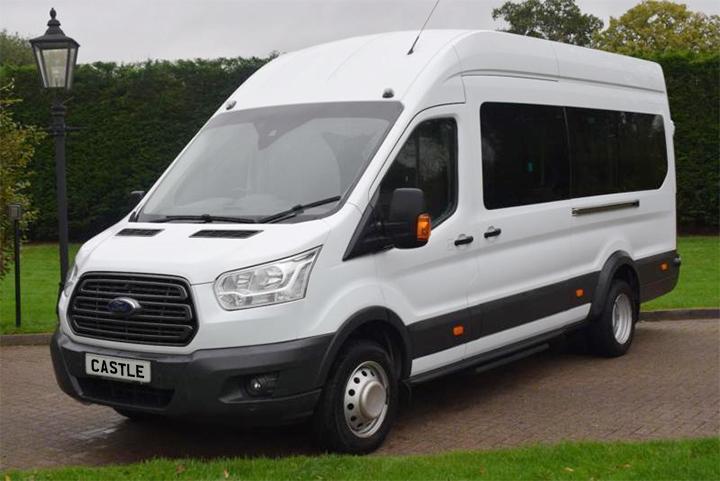 17 seat Trend minibus