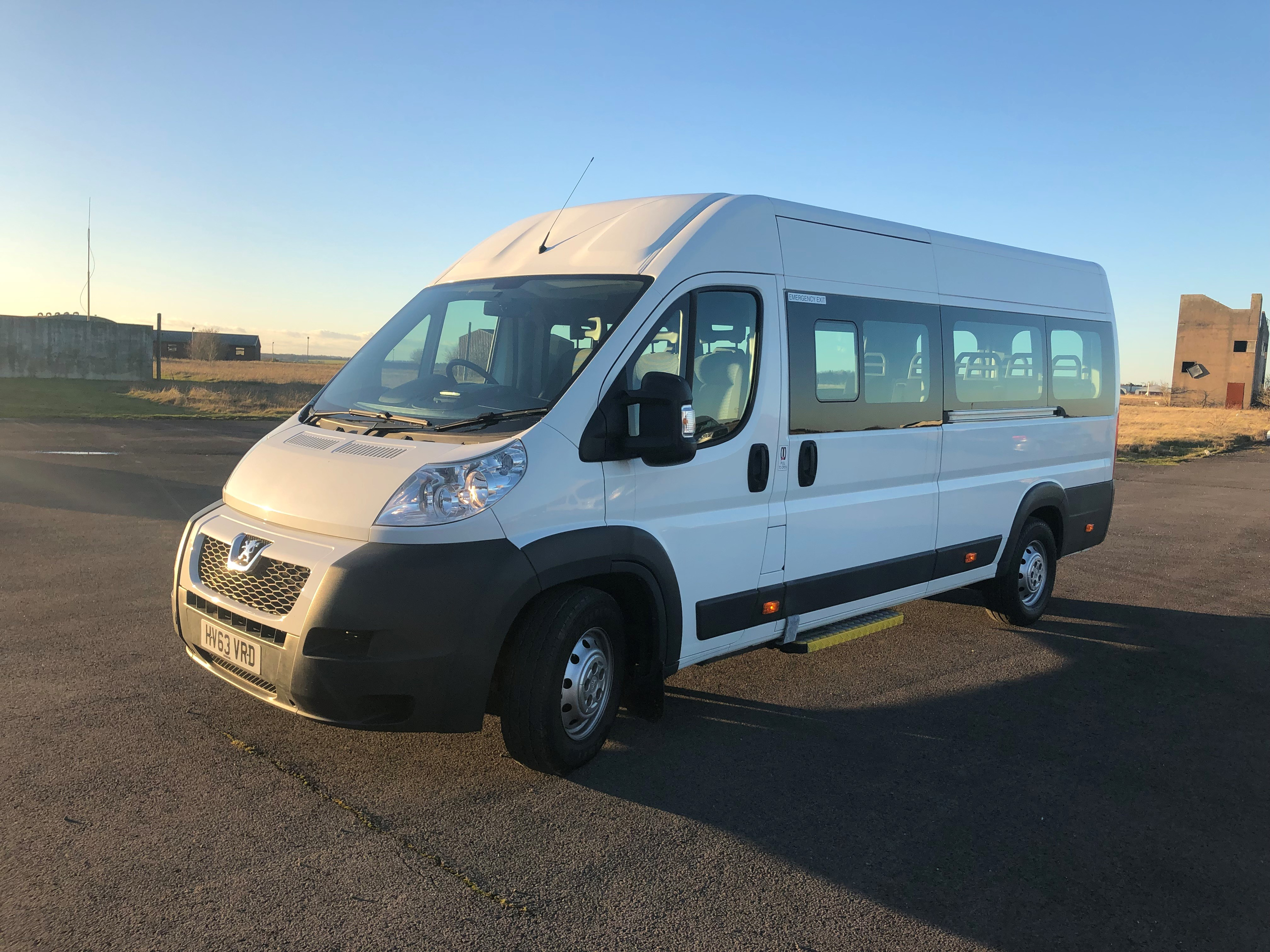 Peugeot Minibus For Sale