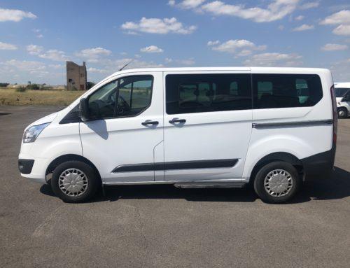 Ford Transit Tourneo 9 seat