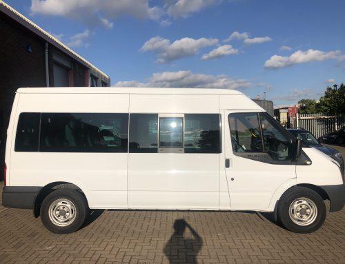 Ford Transit 350 15 seat Minibus