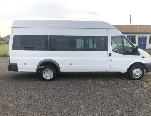 Ford Transit 430 16 seat High Roof
