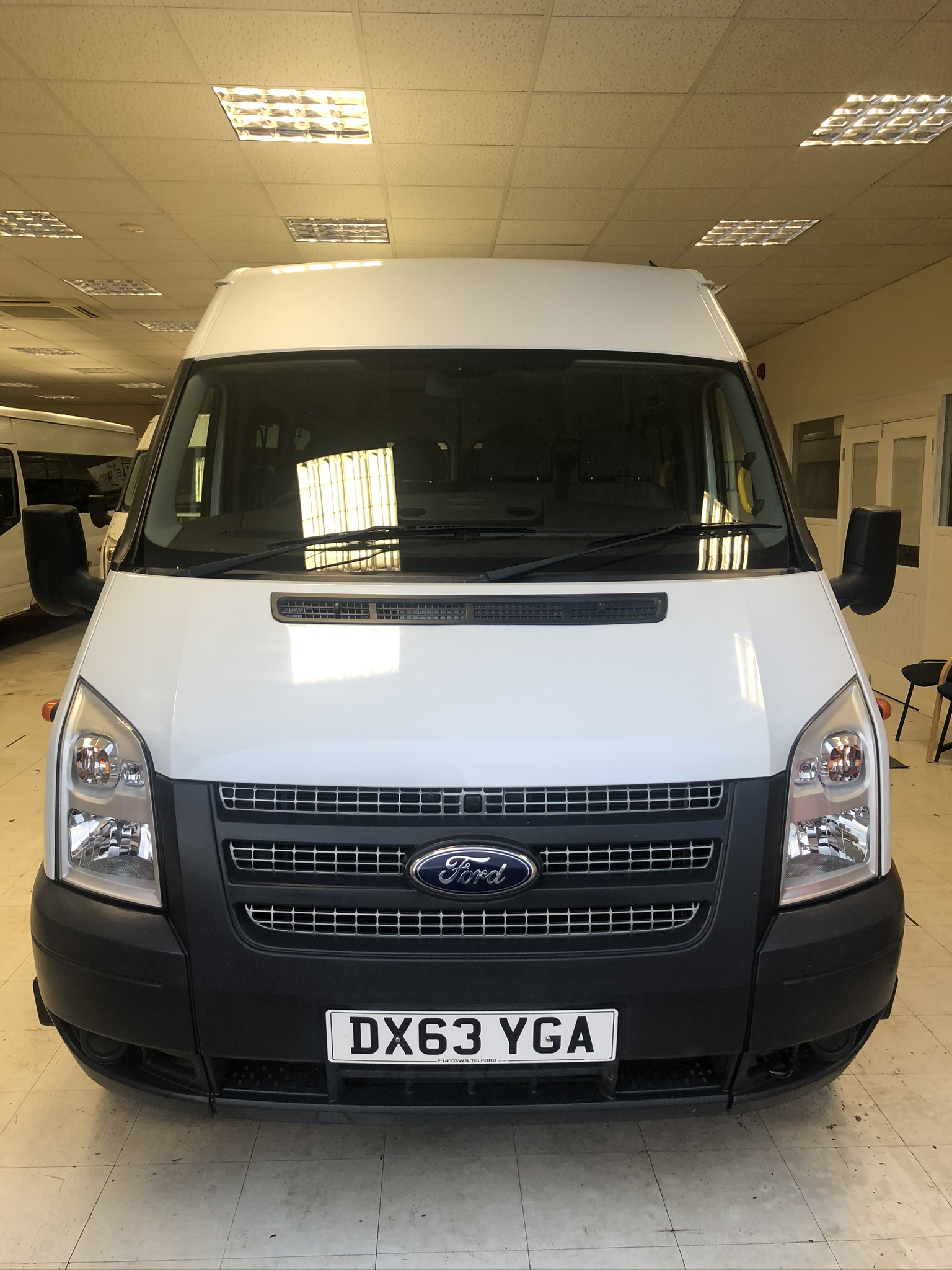 Ford Transit 17 seat for sale