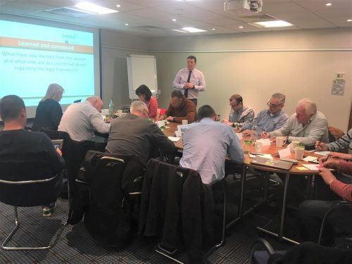 Minibus Compliance Course in Guildford