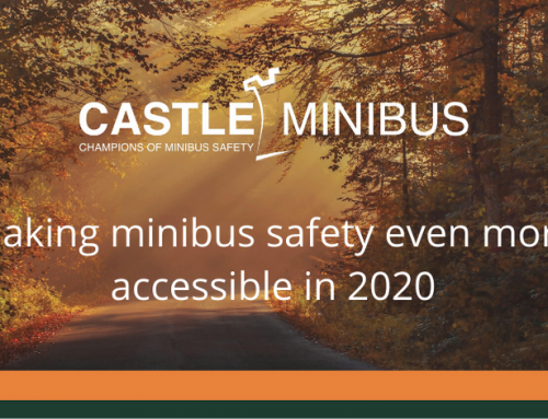 Castle leading the way to make minibus compliance and safety even more accessible in 2020
