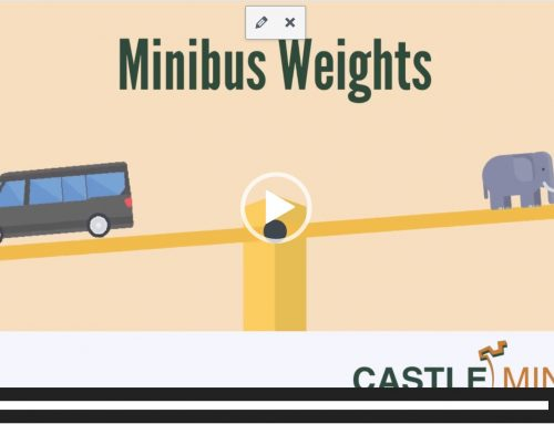 A new video. How to avoid overloading your minibus and staying safe and legal