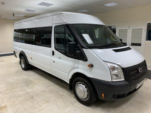 Used Minibus For Sale