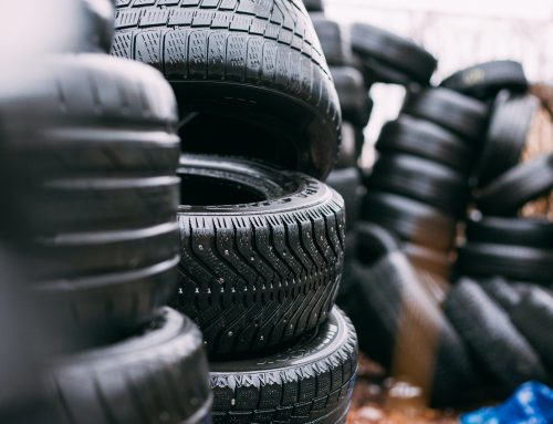 What does the recent ban on tyres over 10 years old mean for school minibuses?