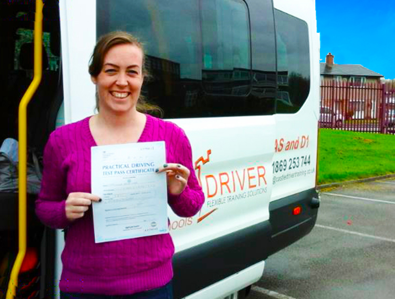 safer minibus drivers