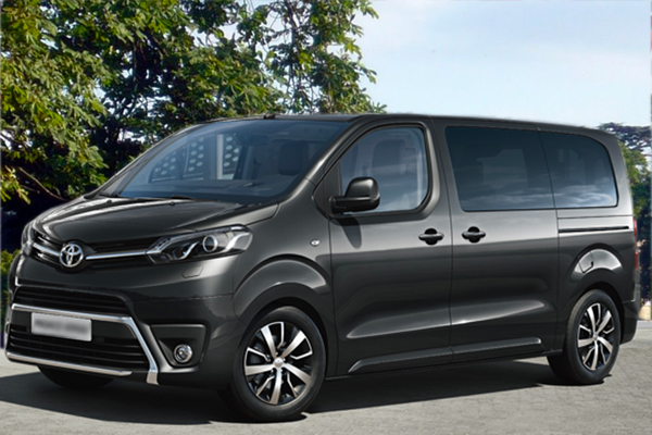 Toyota Seaters Short Term Hire